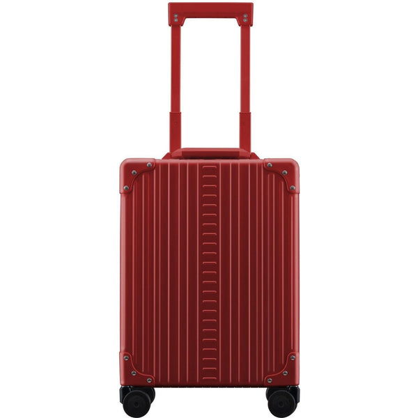 "Aleon 20"" Vertical Carry-On Aluminum Hardside Luggage or Business Briefcase Free Shipping - Strong Suitcases-Vegan Luggage"