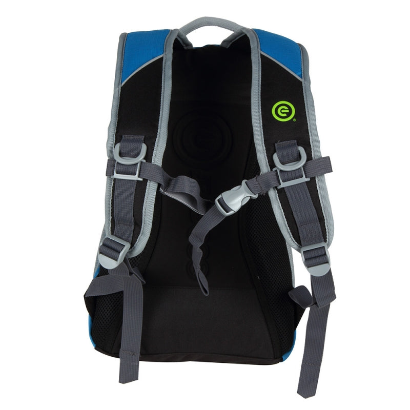 Ecogear Mohave Tui II School or a Day Hike Backpack+Free Bottle - Strong Suitcases-Vegan Luggage