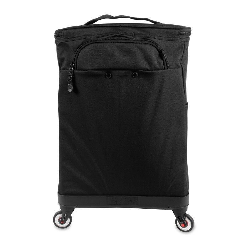 J World New York Wheeled shopping Cart Shopper Rolling Bag +Free Bag smartsuitcase-com.myshopify.com