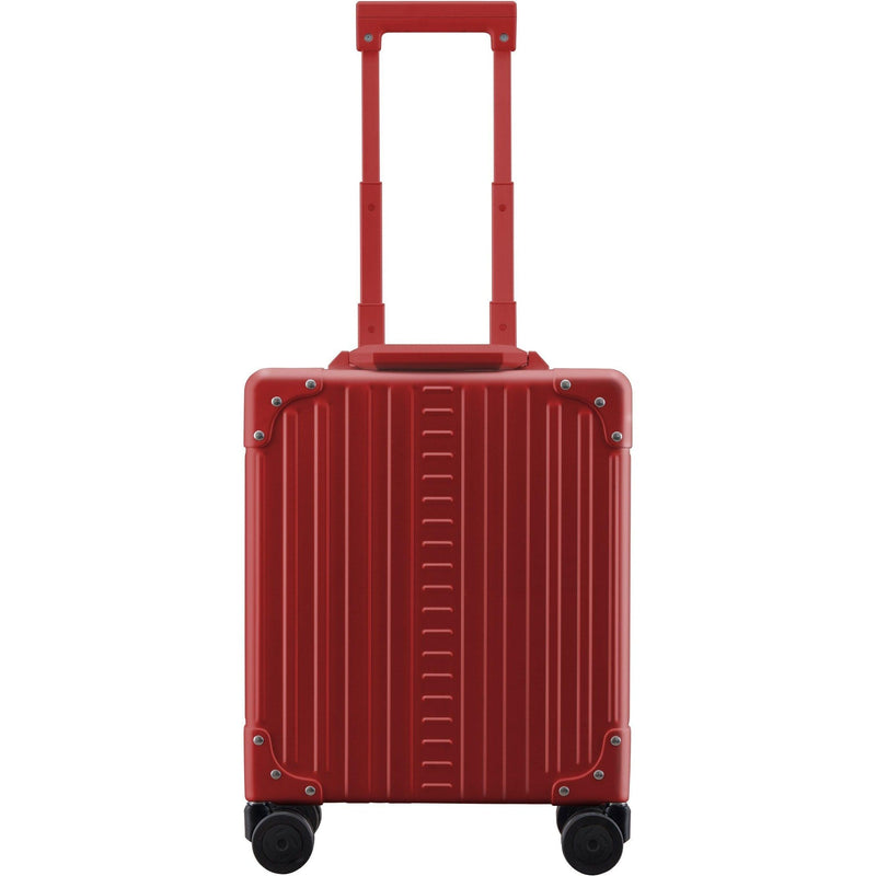 "Aleon 16"" Vertical Underseat Aluminum Carry-On Luggage - Strong Suitcases-Vegan Luggage"