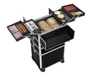 Make-up trolley beautykoffer
