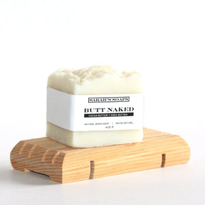 BUTT NAKED - bar soap