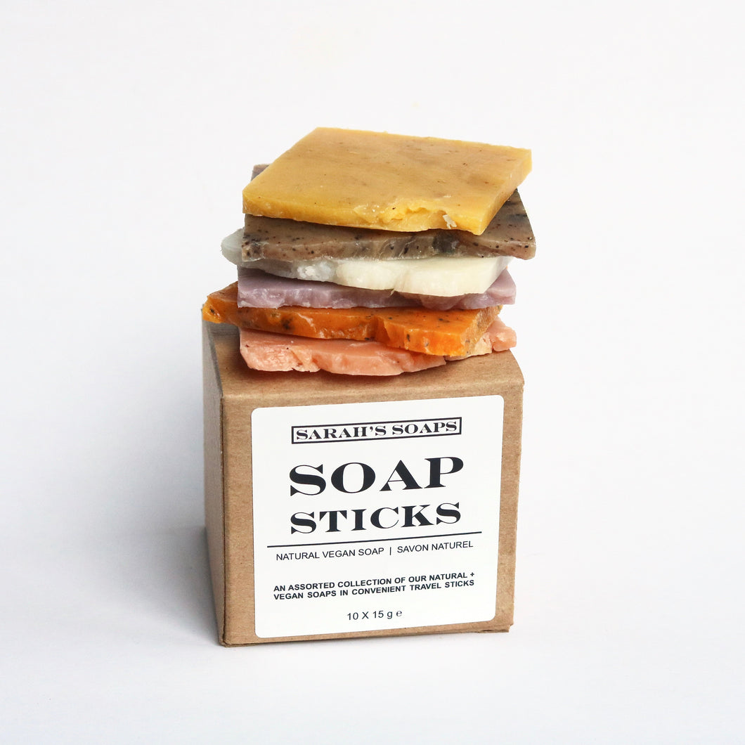 SOAP STICKS - bar soaps