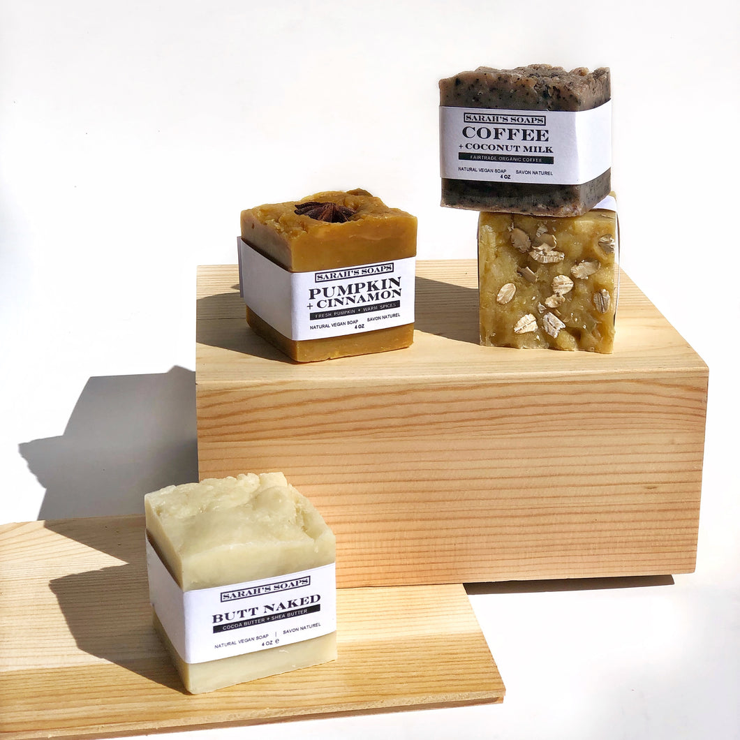 AUTUMN soap collection