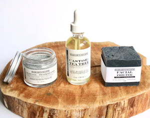 OILY/ACNEIC - basic skincare ritual set