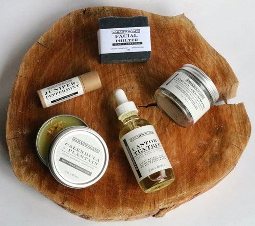 OILY/ACNEIC - full skincare ritual set