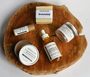 DRY/SENSITIVE - full skincare ritual set