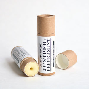 JUNIPER + PEPPERMINT - lip butter