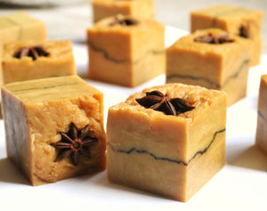 PUMPKIN + CINNAMON - bar soap