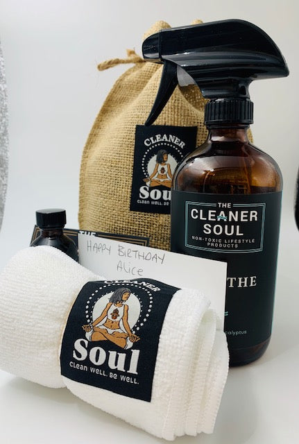 Customizable Gifting! Become a 'Cleaner with Benefits'. - The Cleaner Soul