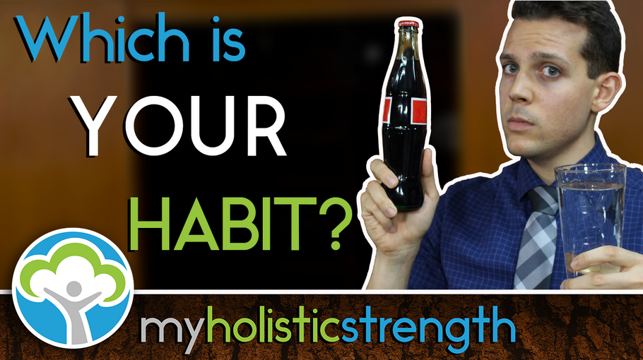 How to Develop Healthier Habits! 3 Tips