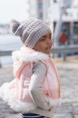 Child | Girl - Satin Lined Winter Hat