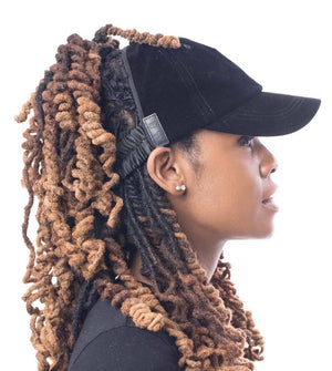 Culture Cap - Velvet Black - Beautifully Warm, LLC