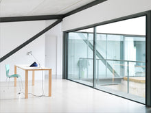 Load image into Gallery viewer, Ultraslim Sliding Door - 3 tracks (3 or 6 panels).  Price is per sq m