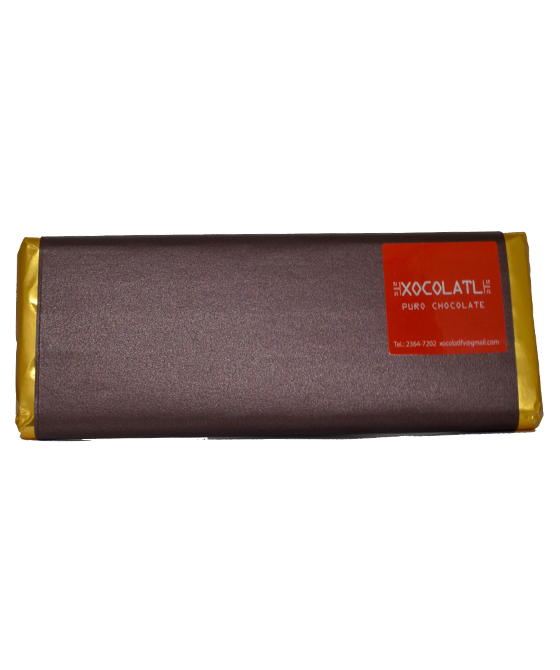 Chocolate Oscuro 70% - Mediano 50 gr