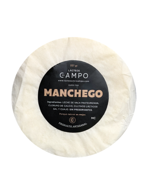 Queso Tipo Manchego 227 gr