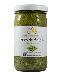 Pesto de Arúgula - Regular 8 oz