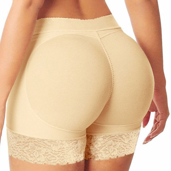 Buttocks Enhancement Shapers Booty Lifting Short Trainer Fitness - Infinitress