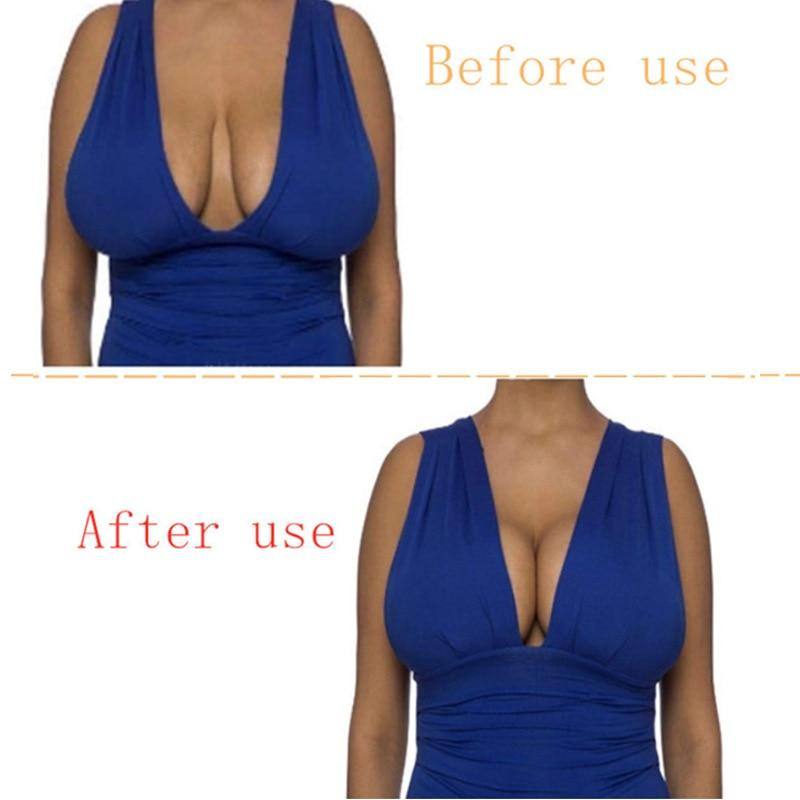 Premium Cleavage Lift Boob Tape For Woman Great for New Moms - Infinitress