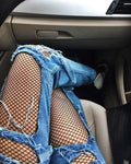 Fishnet Stockings - Infinitress