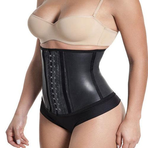 Best Latex Waist Trainer-Short Torso Waist Clincher Trimming Belt - Infinitress