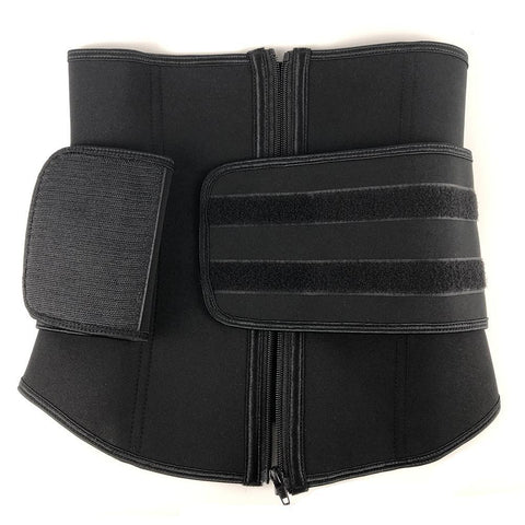 Best Sweat Neoprene Waist Trainer - Single Belt For Fitness - Infinitress