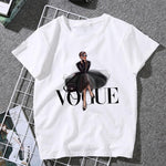 VOGUE Printed T-Shirt - Infinitress