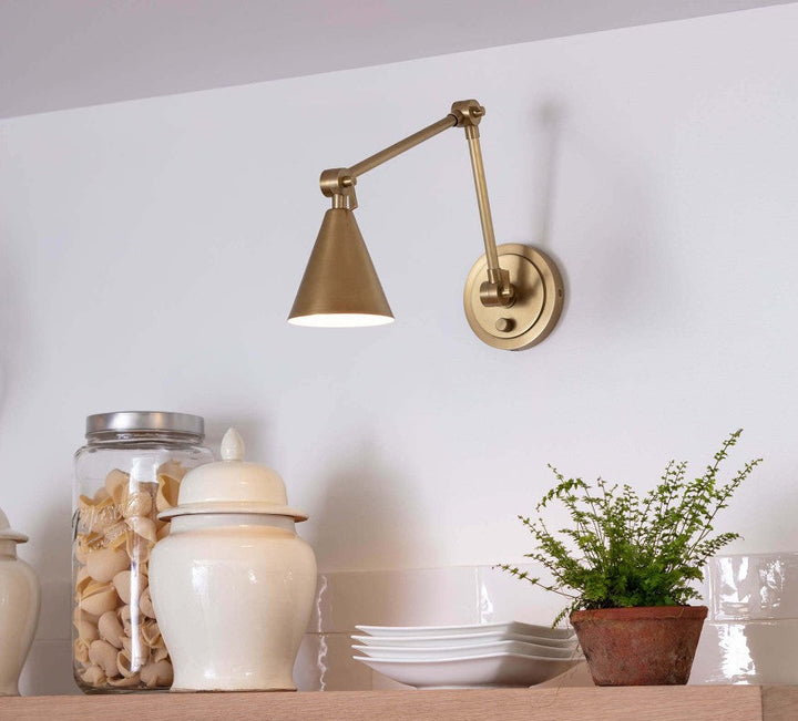 Adjustable Wall Sconces