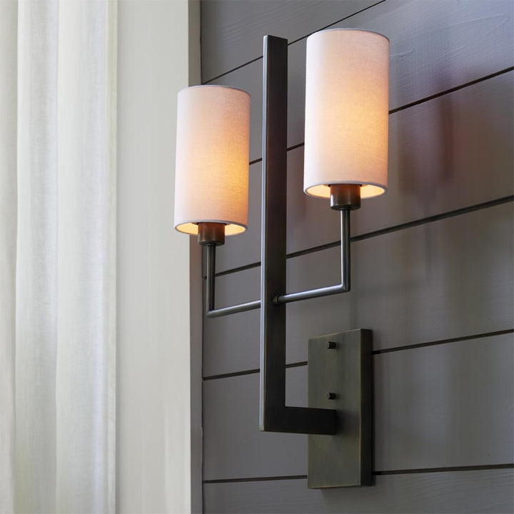 Double Wall Sconces