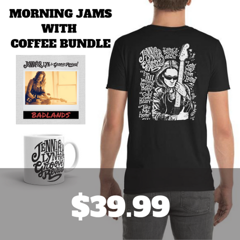 Morning Jams with Coffee Bundle