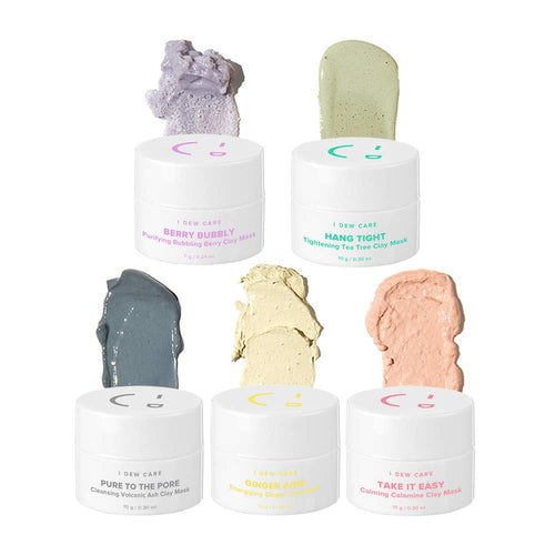 I Dew Care Mini Magic Clay Mask Set