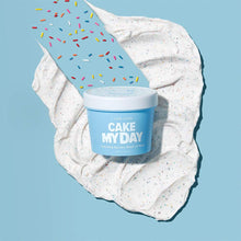 I Dew Care Cake My Day Mask