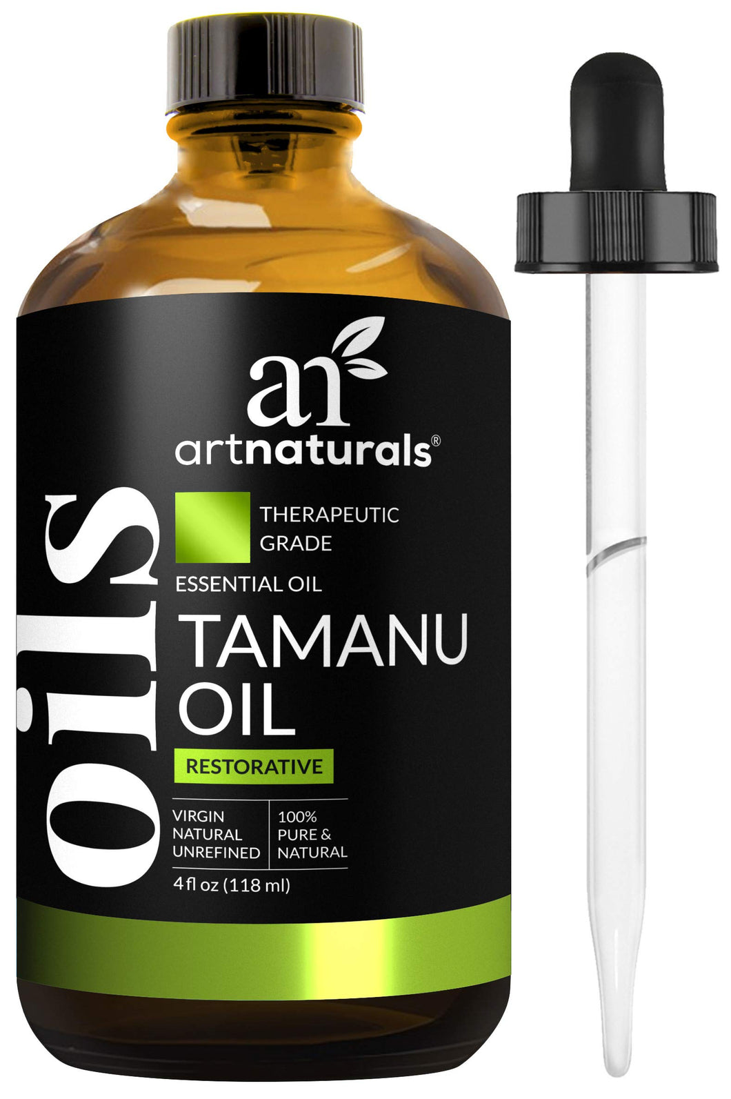 ArtNaturals 100% Pure Extra Virgin Tamanu Oil