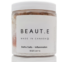 Bath Tea Salts - Inflammation