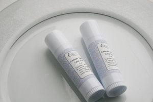 Solid Aromatherapy Lotion Bar Tube