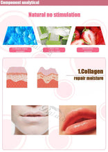 Pilaten crystal collagen pump lips mask