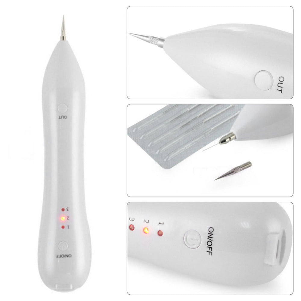 Beauty Instrument Laser Freckle Removal Machine Skin Mole