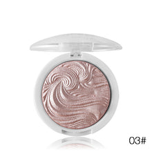 Miss Rose Glow Kit Highlighter Shimmer Powder Illuminator