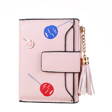 Leather Card Holder Fashion Wallet