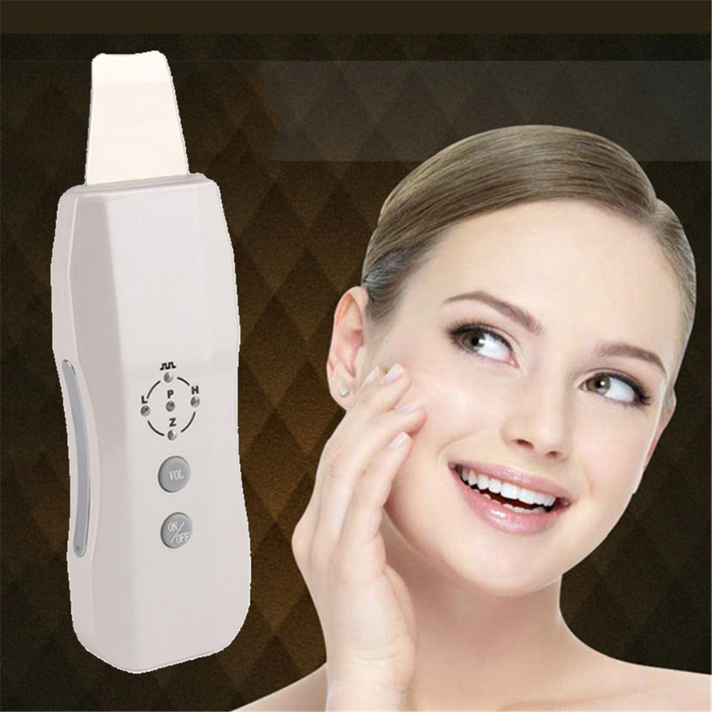 Professional Facial Skin Deeply Cleaning Device and Massager