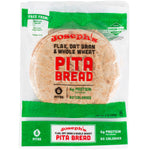 Free From Flax, Oat Bran & Whole Wheat Pita Bread