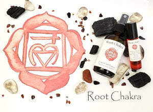 Root Chakra Essential Oil