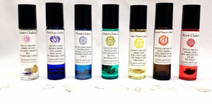 All Chakra Essential Oils