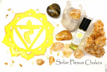 Load image into Gallery viewer, Solar Plexus Chakra Essential Oil