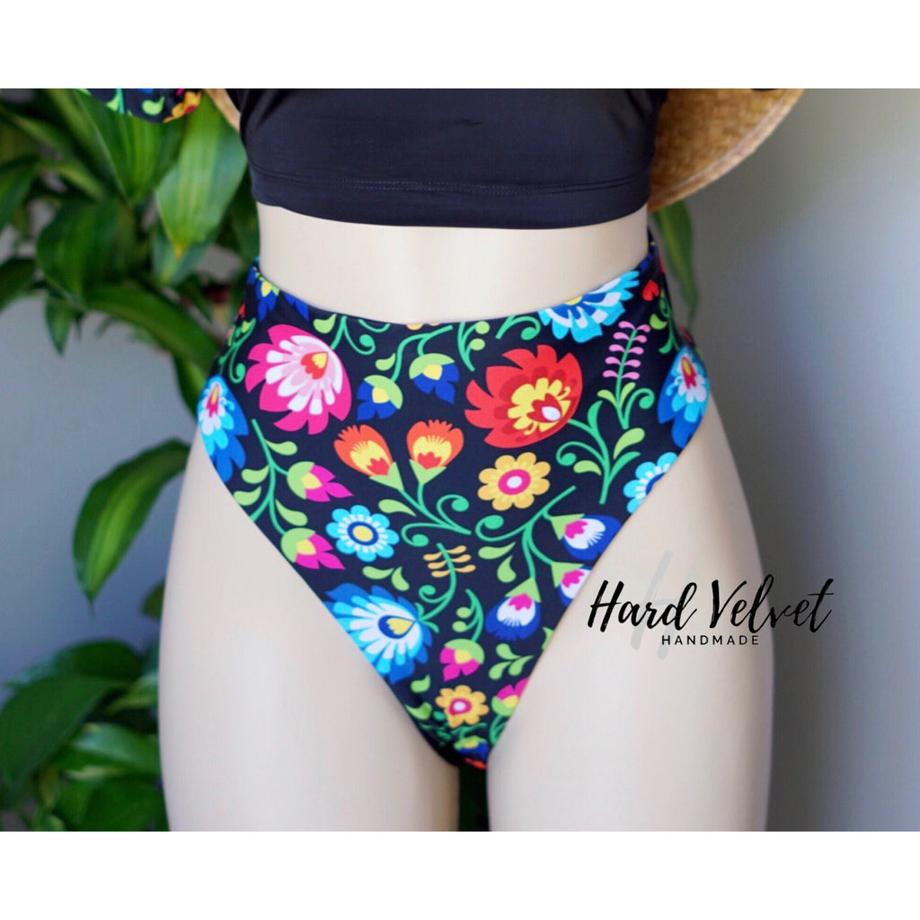 Goddess Swim Bottoms