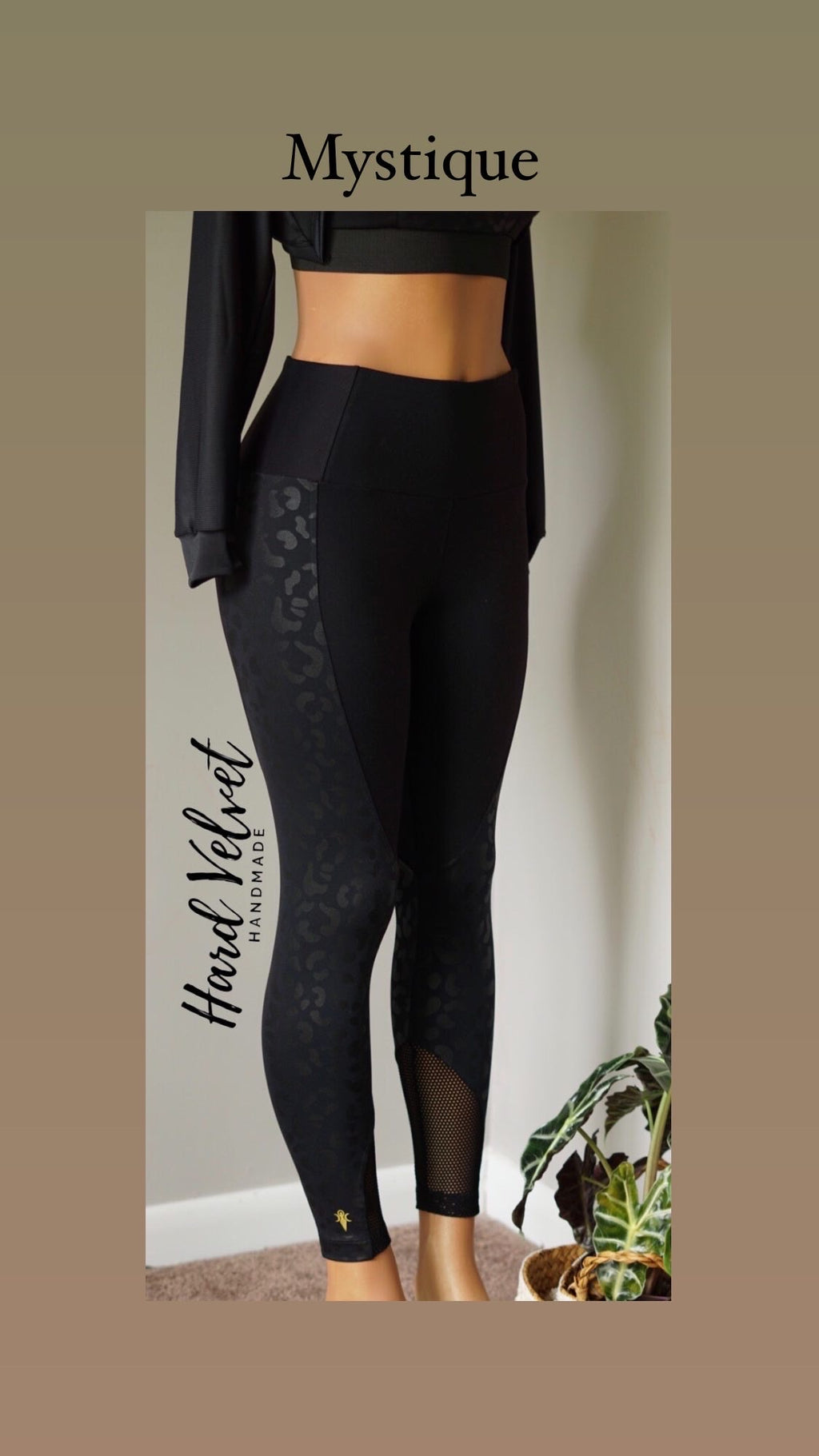 Mystique Performance Leggings