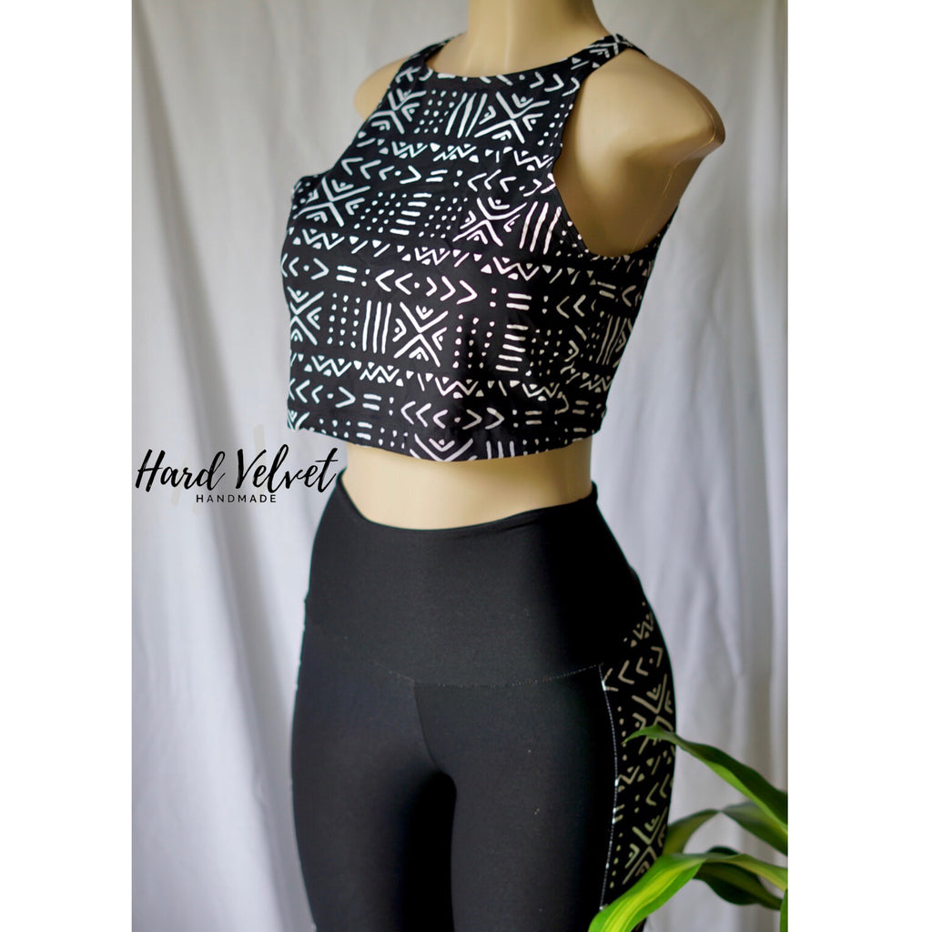 Culture Performance Crop Top