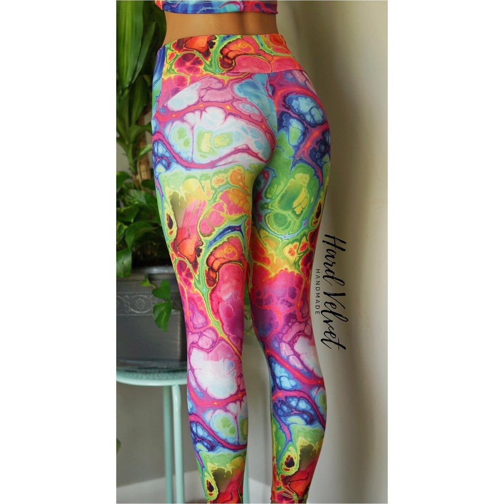 Groovy Performance Leggings