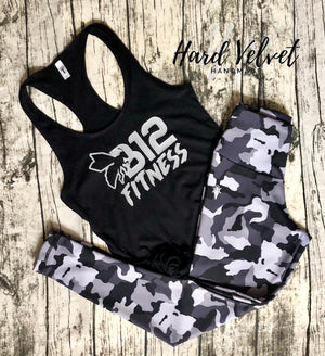 Camo Fearless Leggings
