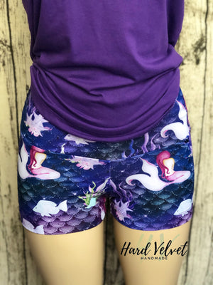 Mermaid Performance Shorts Too